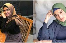 8 Beda penampilan Nadya Mustika sebelum dan sesudah terkenal