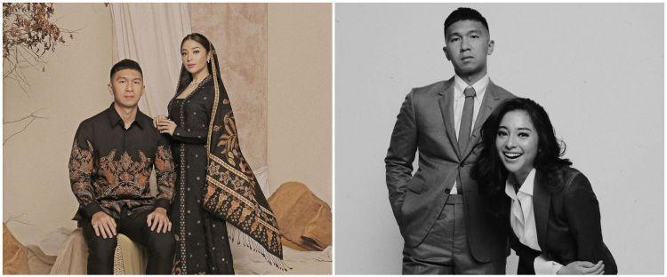 10 Momen kebersamaan Nikita Willy dan Indra Priawan usai menikah