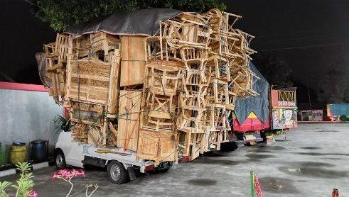 mobil pick up bawa barang © Berbagai sumber