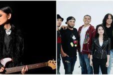 10 Aksi panggung Tissa Biani barang musisi Tanah Air, keren maksimal