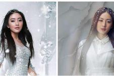 10 Gaya Pemotretan Natasha Wilona dengan berbagai tema, cantik menawan