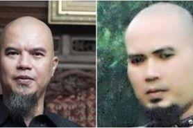 10 Potret driver ojek online mirip Ahmad Dhani, parasnya jadi sorotan