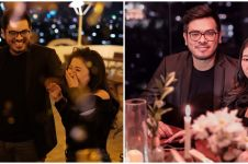10 Momen ulang tahun Kiky Saputri, dapat kejutan super romantis