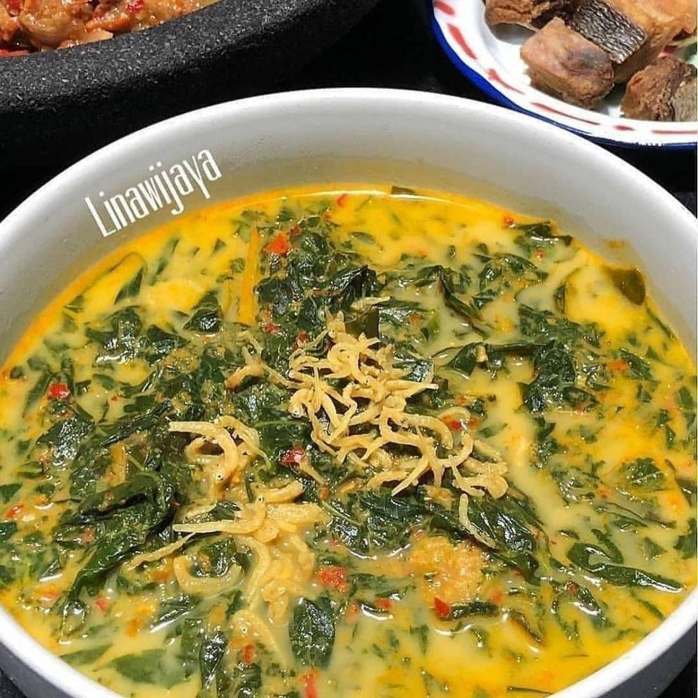 Resep sayur ala anak kos © Instagram