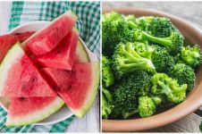 12 Makanan penjaga kesehatan pembuluh darah, praktis dan ekonomis