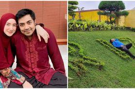 7 Potret halaman belakang rumah Ustaz Riza Muhammad usai renovasi