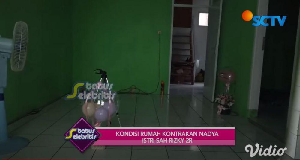 kontrakan Nadya Mustika di Bandung ©YouTube