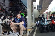 7 Potret garasi Ferry Maryadi, koleksi motornya bikin melongo