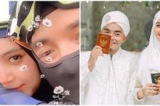 10 Potret kemesraan Taqy Malik dan Serell Thalib usai menikah