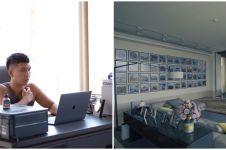 10 Potret apartemen suami Nikita Willy, pigura fotonya curi perhatian