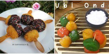 9 Resep kreasi makanan dari ubi cilembu, manis, praktis, dan sehat