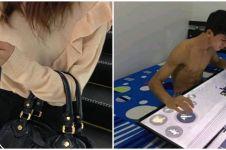 20 Cara absurd orang pakai gadget ini bikin geleng kepala