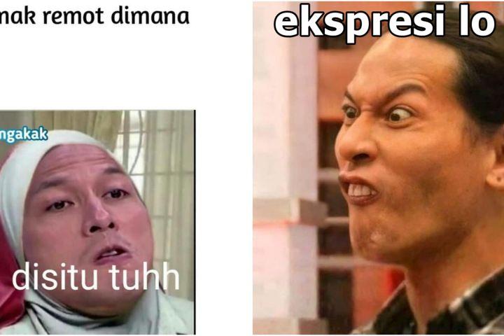 10 Meme lucu ekspresi Chef Juna di MasterChef, bikin ngakak
