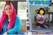 7 Potret lawas Yessy Gusman saat jadi cover girl majalah jadul