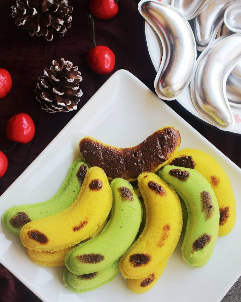 Resep olahan pisang kukus © Instagram