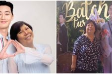 Fans berat, nenek 70 tahun ini rayakan ultah 'bareng' Park Seo-joon