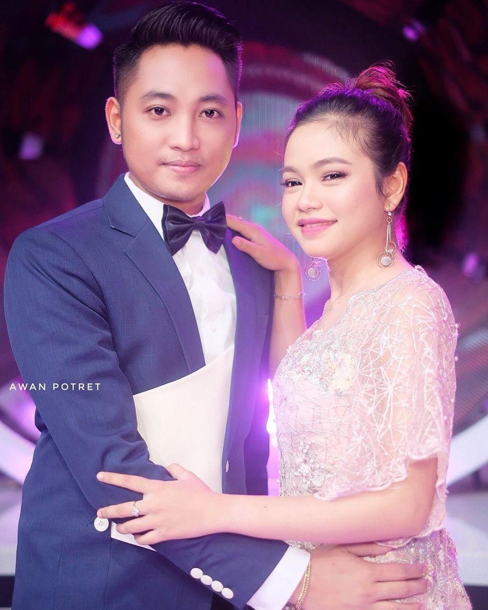 Pasangan DA dan LIDA © Instagram