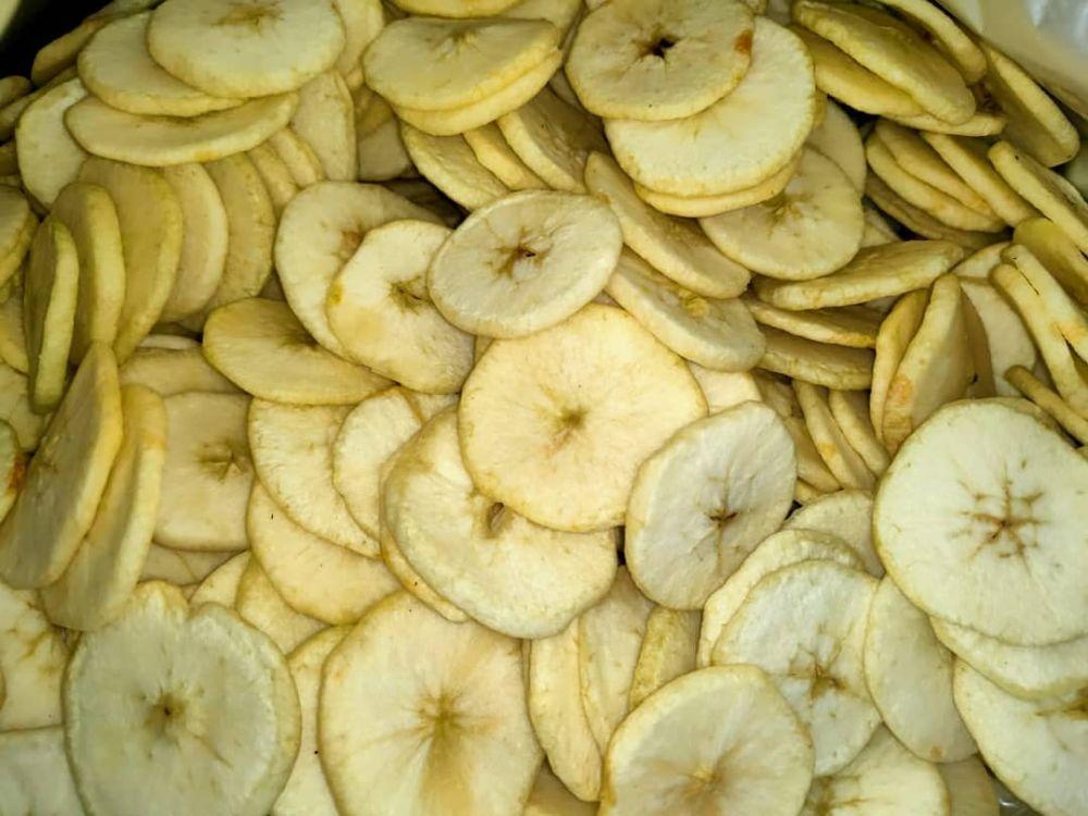 Resep keripik dari sayuran dan buah Instagram