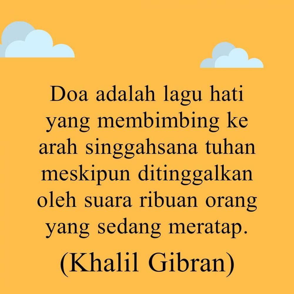 kata bijak tentang doa berbagai sumber