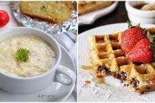 15 Resep camilan ala kafe, praktis, hemat, dan mudah dibuat