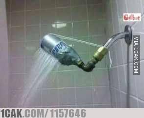 desain shower kamar mandi  © Berbagai sumber