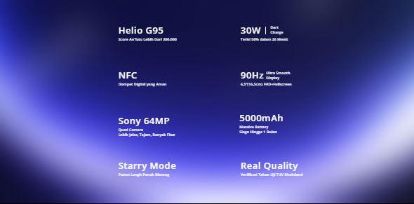 Spesifikasi Realme 7 © 2020 brilio.net