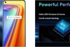 Harga Realme 7 lengkap dengan spesifikasi, kelebihan & kekurangannya