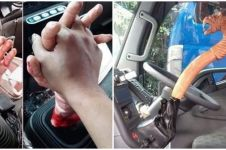10 Bentuk tuas persneling mobil ini absurd, ada bentuk tangan