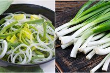 10 Manfaat daun bawang untuk kesehatan, kaya antioksidan