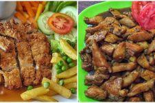 10 Resep bistik ayam, enak, gurih, manis, dan sederhana