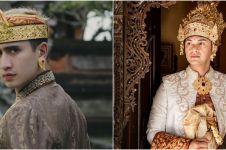 Gaya 10 seleb cowok pakai busana tradisional Bali, ganteng maksimal
