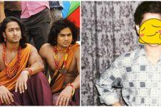 Potret lawas 10 pemain Mahabharata, Shaheer Sheikh manglingi