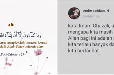 40 Kata-kata bijak Islami tentang taubat, inspiratif dan penuh makna