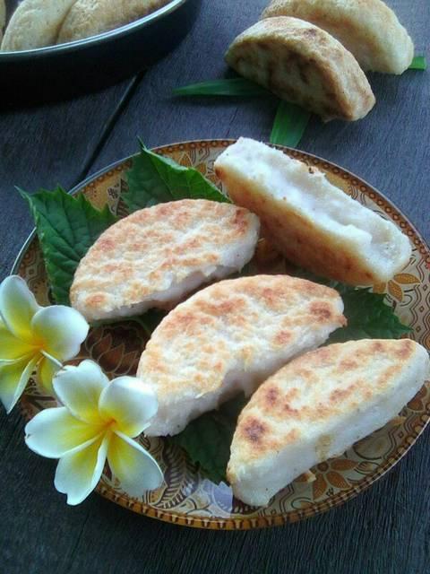 Resep camilan gurih dari tepung ketan © berbagai sumber