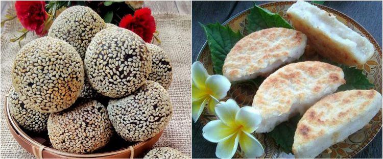 7 Resep camilan gurih dari tepung ketan, enak dan mudah dibuat