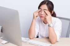 6 Gerakan senam mata agar tetap sehat meski 7 bulan di rumah aja