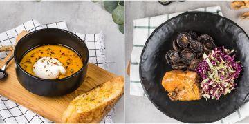 4 Kuliner di Senopati incaran kaum urban, ada ayam krispi dipadu sayur