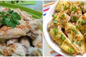 10 Resep ayam kukus ala rumahan, enak dan mudah dibuat