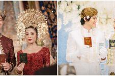 Konsep pernikahan 7 seleb era new normal, mewah meski tak banyak tamu