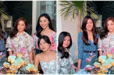 10 Momen bridal shower Nikita Willy, dekorasinya curi perhatian