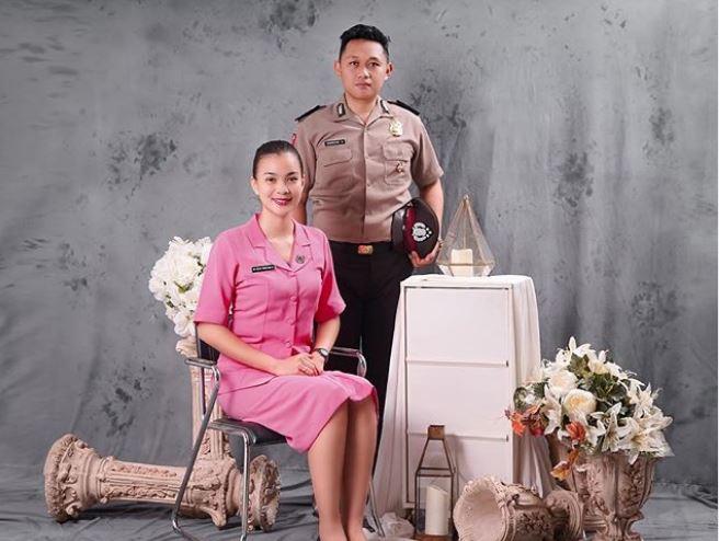 Puteri Indonesia & pasangan © Instagram