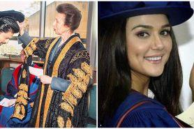 9 Seleb Bollywood dianugerahi gelar honoris causa, ada Shah Rukh Khan