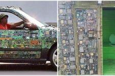 10 Benda terbuat dari perangkat CPU, kreatifnya bikin angkat jempol