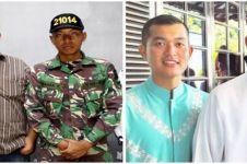 Tak ikuti jejak orang tua, 4 anak artis ini pilih jadi tentara