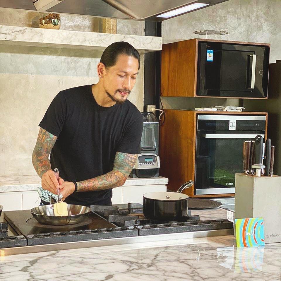 Perjalanan karier Chef Juna © 2020 brilio.net