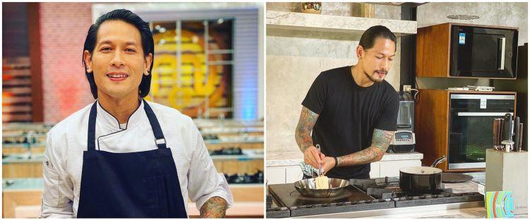10 Fakta menarik perjalanan karier Chef Juna, sempat sekolah pilot