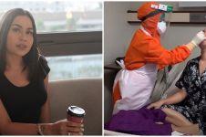 5 Cerita Melaney Ricardo sembuh Covid-19, cobaan berat dalam hidup