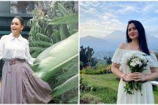 9 Momen Tissa Biani bertemu Maia Estianty, dapat tantangan calon mantu