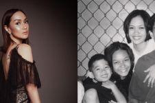 10 Potret transformasi Sara Wijayanto, masa kecilnya curi perhatian