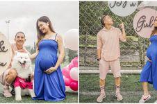 10 Momen Kim Kurniawan & istri umumkan jenis kelamin anak, seru abis